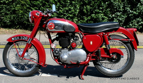 1956 BSA B31 Good condition For Sale (picture 1 of 6)