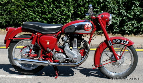 1956 BSA B31 Good condition For Sale (picture 2 of 6)