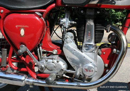 1956 BSA B31 Good condition For Sale (picture 6 of 6)