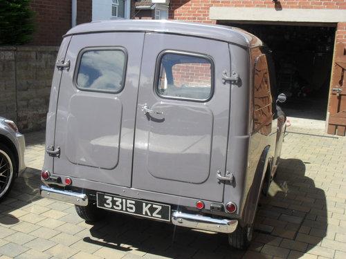 1964 Morris Minor Van For Sale (picture 2 of 6)