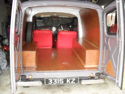 1964 Morris Minor Van For Sale (picture 5 of 6)