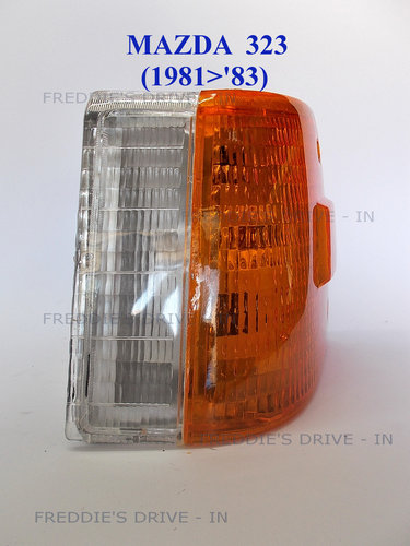 1981 Corner Lamp/ Indicator Unit For Sale (picture 2 of 6)