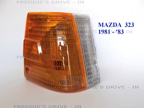 1981 Corner Lamp/ Indicator Unit For Sale (picture 3 of 6)