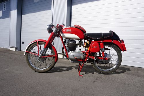 1958 Fb Mondial 175 sport SOLD (picture 1 of 6)