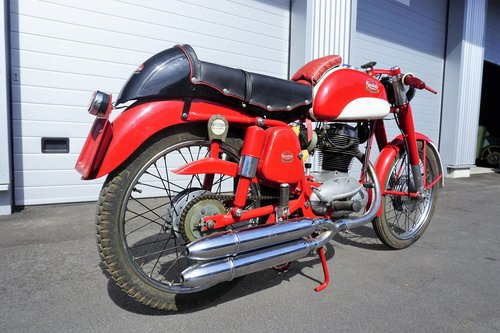 1958 Fb Mondial 175 sport SOLD (picture 2 of 6)