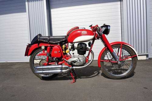 1958 Fb Mondial 175 sport SOLD (picture 3 of 6)
