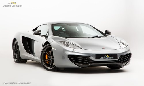2011 Mclaren MP4-12C // 1 Owner // 2k miles // Just serviced For Sale (picture 1 of 6)