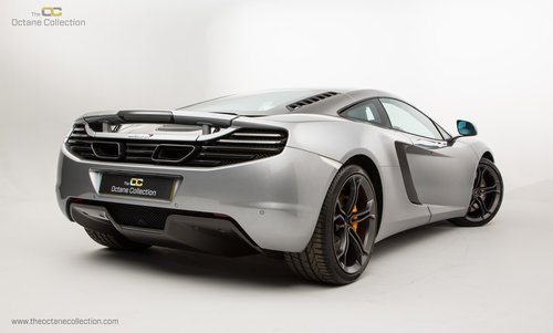 2011 Mclaren MP4-12C // 1 Owner // 2k miles // Just serviced For Sale (picture 2 of 6)