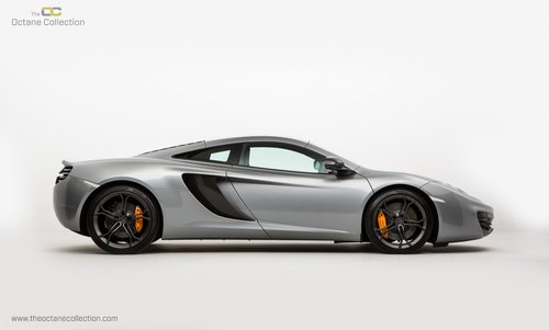 2011 Mclaren MP4-12C // 1 Owner // 2k miles // Just serviced For Sale (picture 3 of 6)