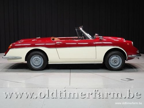 1965 Autobianchi Stellina 800 '65 For Sale (picture 3 of 6)