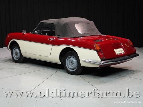 1965 Autobianchi Stellina 800 '65 For Sale (picture 6 of 6)