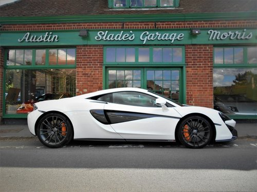 2016 McLaren 570S Coupe  For Sale (picture 1 of 4)