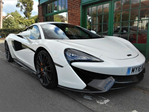 2016 McLaren 570S Coupe  For Sale (picture 2 of 4)