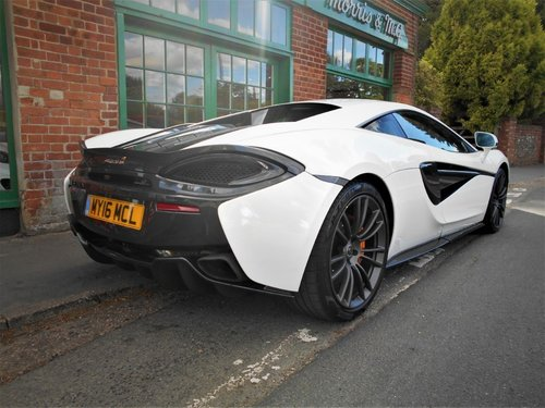 2016 McLaren 570S Coupe  For Sale (picture 3 of 4)