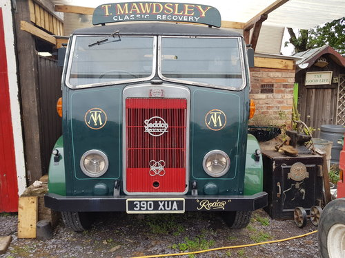 SEDDON DIESEL.1953 1 OF 10 SPECIAL CABS MADE For Sale (picture 2 of 3)