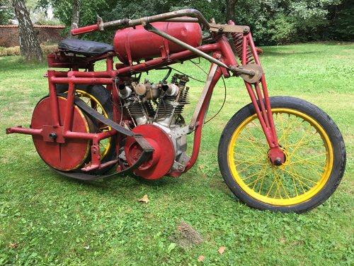 c 1925 pacer racing motorcycle 2400 cc v Twin For Sale | Car