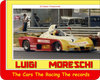 1965 Book: Luigi Moreschi - The Cars, The Racing, The records
