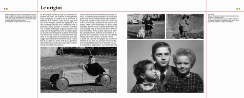1965 Book: Luigi Moreschi - The Cars, The Racing, The records For Sale (picture 2 of 6)