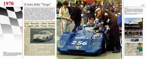 1965 Book: Luigi Moreschi - The Cars, The Racing, The records For Sale (picture 3 of 6)