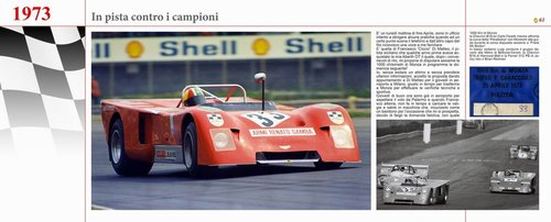 1965 Book: Luigi Moreschi - The Cars, The Racing, The records For Sale (picture 4 of 6)