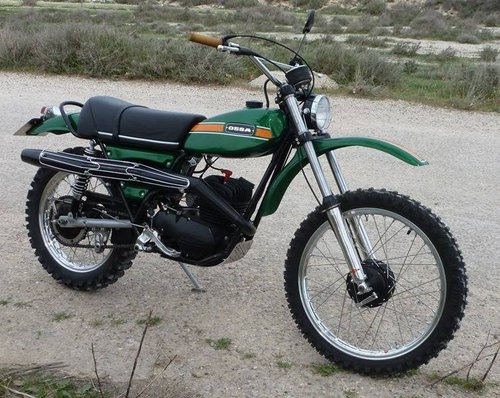 1974 OSSA ENDURO PHANTOM For Sale (picture 1 of 1)