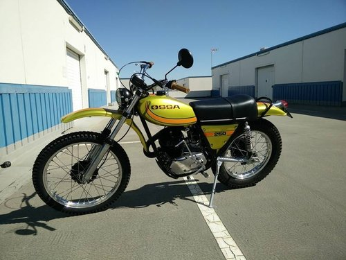 1977 OSSA SUPERPIONEER For Sale (picture 1 of 1)