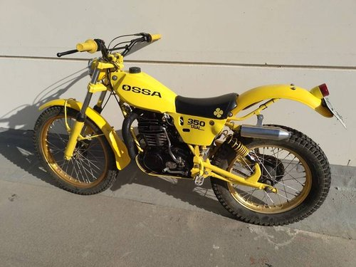 1980 OSSA TR80 TRAIL For Sale (picture 1 of 1)