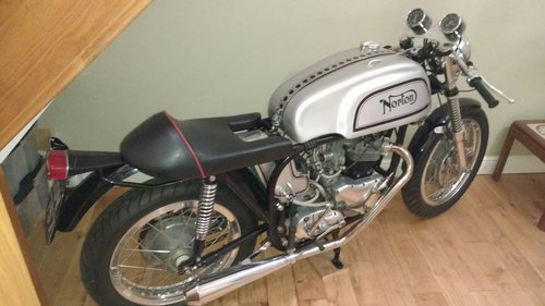 1957 TRITON T120 JERRY CARTWRIGHT For Sale (picture 1 of 1)