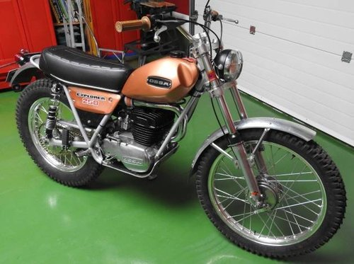 1974 OSSA EXPLORER For Sale (picture 1 of 1)