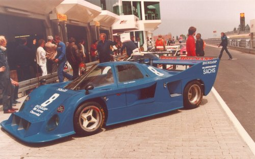 1982 Chevrolet McLaren Group C For Sale (picture 2 of 3)