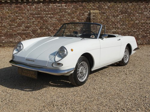 1963 Autobianchi Stellina one of only 502 made! For Sale (picture 1 of 6)