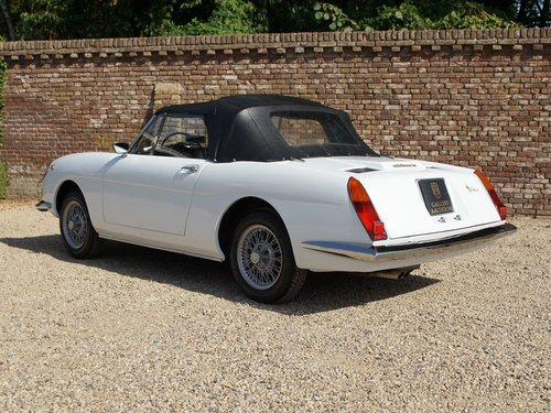 1963 Autobianchi Stellina one of only 502 made! For Sale (picture 2 of 6)