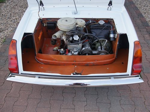1963 Autobianchi Stellina one of only 502 made! For Sale (picture 4 of 6)