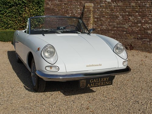 1963 Autobianchi Stellina one of only 502 made! For Sale (picture 5 of 6)