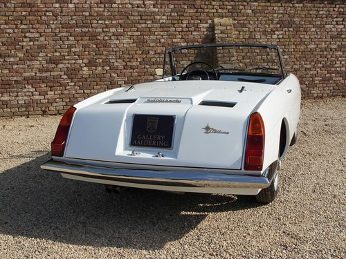 1963 Autobianchi Stellina one of only 502 made! For Sale (picture 6 of 6)