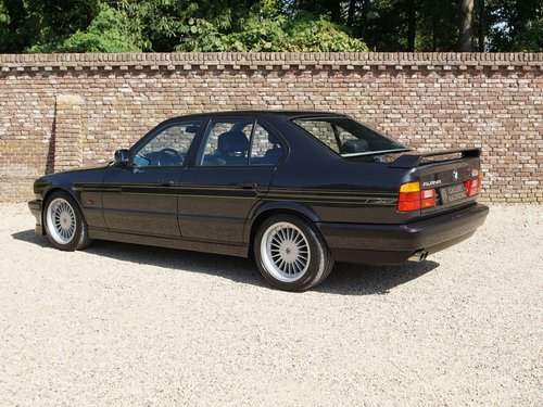 1992 Alpina BMW B10 Bi-Turbo E34 very rare, one of only 507 made, For Sale (picture 2 of 6)