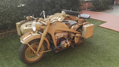 1944 Zundapp KS 750 For Sale (picture 1 of 1)