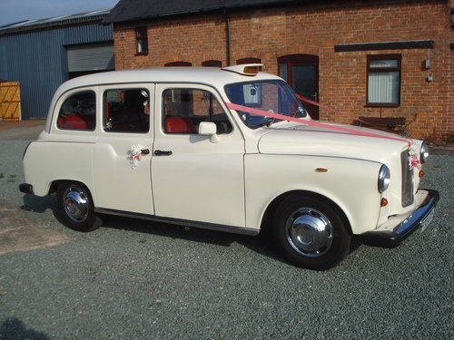 1996 FAIRWAY WEDDING TAXI For Sale (picture 1 of 6)