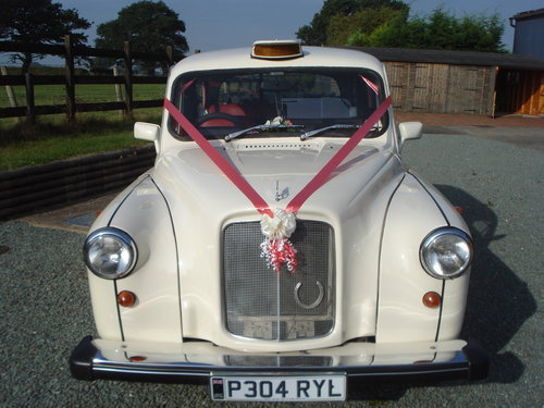 1996 FAIRWAY WEDDING TAXI For Sale (picture 2 of 6)