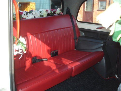 1996 FAIRWAY WEDDING TAXI For Sale (picture 4 of 6)