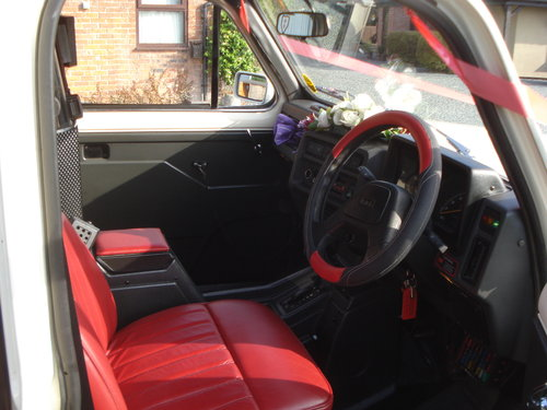 1996 FAIRWAY WEDDING TAXI For Sale (picture 5 of 6)