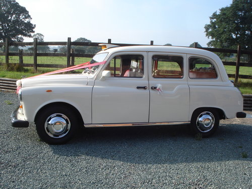 1996 FAIRWAY WEDDING TAXI For Sale (picture 6 of 6)