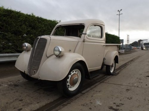 5000 Fordson E83W Pickup at Morris Leslie Auction 23rd February  SOLD by Auction (picture 1 of 6)