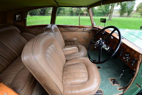 1938 Derby Bentley 4.25 litre MR 'Overdrive' Brougham de Vil SOLD (picture 4 of 6)
