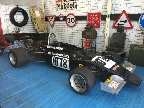 1972 March 722 Formula 2 converted to Hill Climb For Sale (picture 1 of 5)