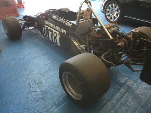 1972 March 722 Formula 2 converted to Hill Climb For Sale (picture 2 of 5)