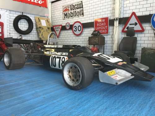 1972 March 722 Formula 2 converted to Hill Climb For Sale (picture 3 of 5)