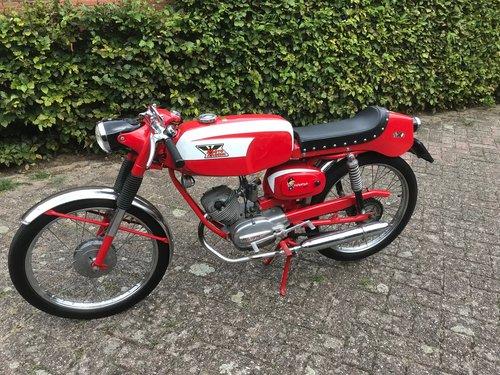 1969 For sale Morini Corsarino Super Sport For Sale (picture 3 of 6)