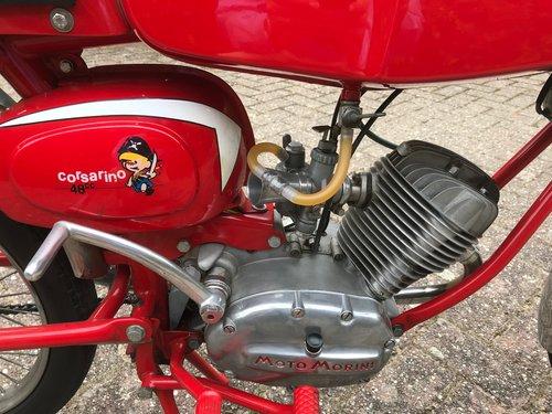 1969 For sale Morini Corsarino Super Sport For Sale (picture 5 of 6)
