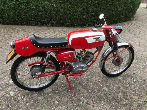 1969 For sale Morini Corsarino Super Sport For Sale (picture 6 of 6)
